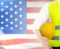 Labor day concept royalty free stock images