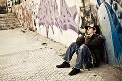 male worried young Στοκ εικόνα με δικαίωμα ελεύθερης χρήσης