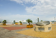 Malecon 2000 guayaquil ecuador Royalty Free Stock Photos