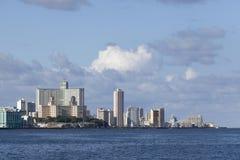 Malecon, Avana Fotografia Stock