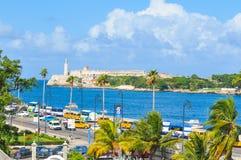 Malecon Avenue, Havana Royalty Free Stock Image