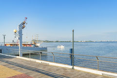 Malecon 2000, Guayaquil, Ecuador Royalty Free Stock Photography
