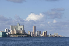 Malecon, Havana. General view of Malecon Street, Havana Stock Photo