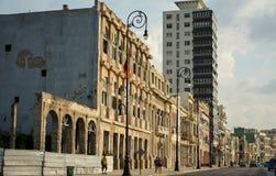 Malecon, Havana Royalty-vrije Stock Fotografie