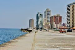 Malecon - Havana Cuba photo libre de droits