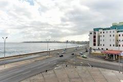 Malecon - Havana, Cuba Royalty Free Stock Images
