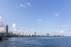 Malecon, La Habana Fotografía de archivo libre de regalías