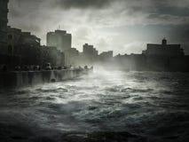 Malecon La Habana Fotografía de archivo