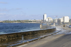 Malecon Stock Photo