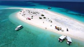 Malediven-Vogelperspektive stockfotos