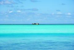 Malediven-Vogelperspektive lizenzfreie stockfotografie