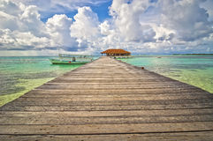 Maledives Стоковая Фотография RF