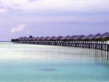 Maledives - solö Royaltyfri Bild