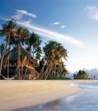 malediwy seascape Zdjęcie Royalty Free