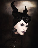 Maleficent Royalty Free Stock Photos