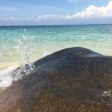 Maleis eiland Royalty-vrije Stock Afbeeldingen