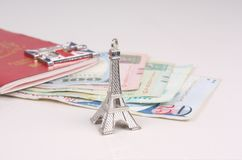 Maleis Paspoort Stock Afbeeldingen