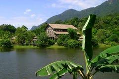 Maleisië Borneo Sabah Kinabalu Stock Afbeelding