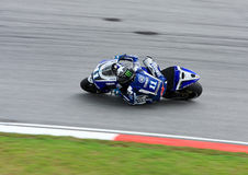Maleisië motogp 2011 Royalty-vrije Stock Afbeelding