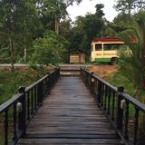 Maleisië, Sarawak Royalty-vrije Stock Foto