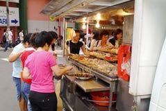 Maleisië, Voedsel Stock Foto