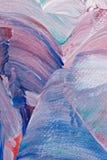 Malen Sie abstrakten Hintergrund Stockbild