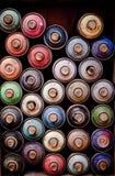 Malen Sie das Leben lizenzfreie stockfotografie