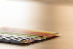 Malen Sie Farben mit scharfen Punkten Lizenzfreie Stockfotografie