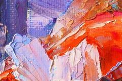 Malen Sie Palettenhintergrund Stockbilder