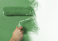 Malen Sie Serie Stockbilder