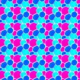 Malen Sie Stellen-Wasser-nahtloses Muster stock abbildung