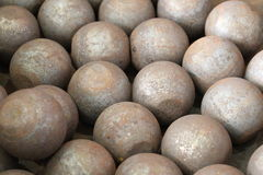 Malende ballen Stock Afbeeldingen