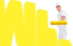 Maler Stockfoto