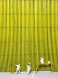Maler Lizenzfreie Stockbilder