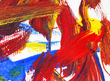 Malerei auf Papierhintergrundzusammenfassungs-Beschaffenheitskünsten Stockbilder