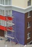 Malereifassade Stockbild