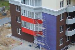 Malereifassade Stockbilder