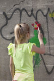 Malereispaß Lizenzfreies Stockfoto