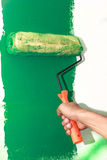 Malereiwand Lizenzfreie Stockfotografie