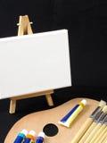 Malereiwesensmerkmale Lizenzfreies Stockbild