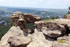 Malerische Felsen Stockfotos