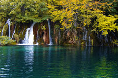 Malerische Herbstlandschaft Lizenzfreies Stockbild