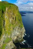 Malerische Norwegen-Landschaft. lizenzfreies stockfoto