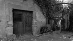 Malerische Straße Stockbild