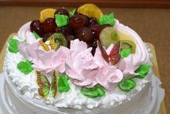 Malerische Torte Stockbild