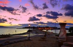 Malerischer Sonnenaufgang Lizenzfreies Stockbild