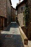 Malerischer Winkel von Toskana lizenzfreie stockbilder