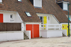 Malerisches Dorf von Quend in Picardie Lizenzfreie Stockfotografie