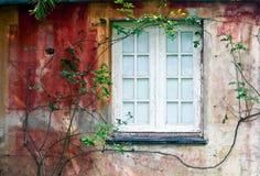 Malerisches Fenster Lizenzfreies Stockfoto