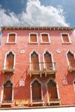 Malerisches Haus in Venedig, Italien Lizenzfreie Stockfotos